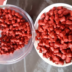 Red Fish Protein Pellets