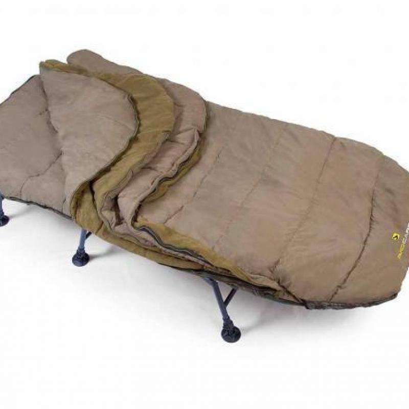 Schlafsäcke & Bivvy Table