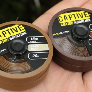 Avid Carp Coated Hooklink